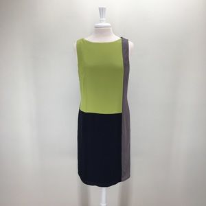 The Limited Event Color Block Dress NWT!